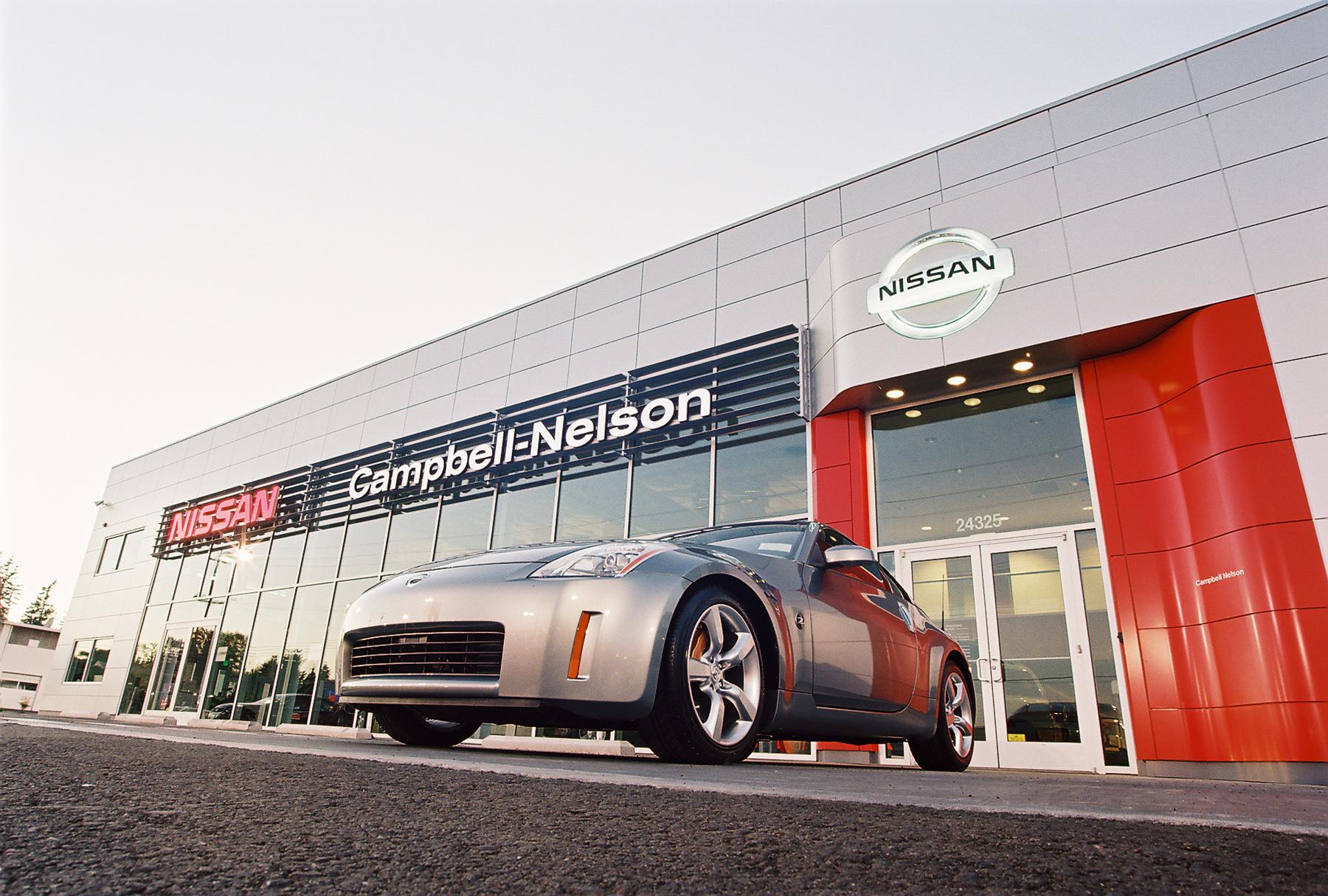 Campbell Nelson Nissan >> Campbell Nelson Nissan Edmonds Wilcox Construction