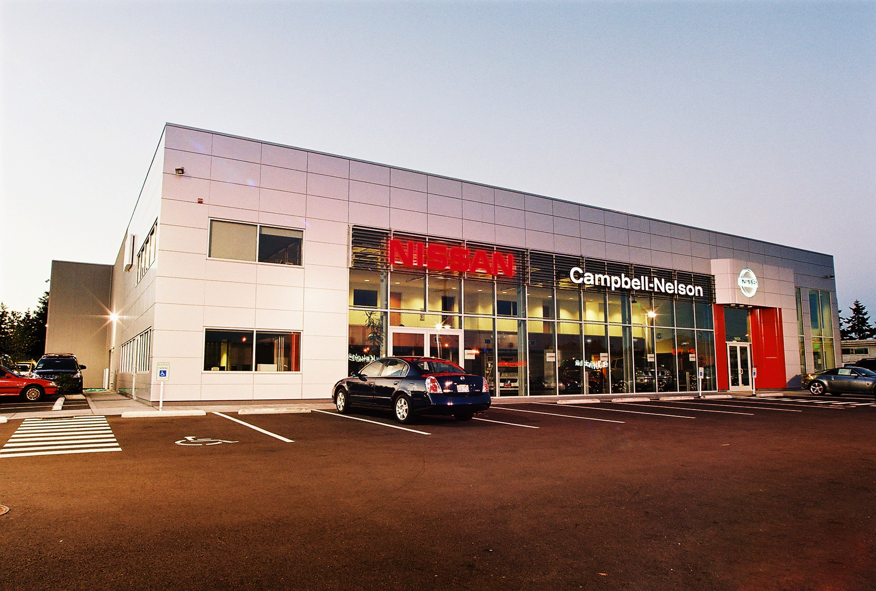 Campbell Nelson Nissan Edmonds Wilcox Construction