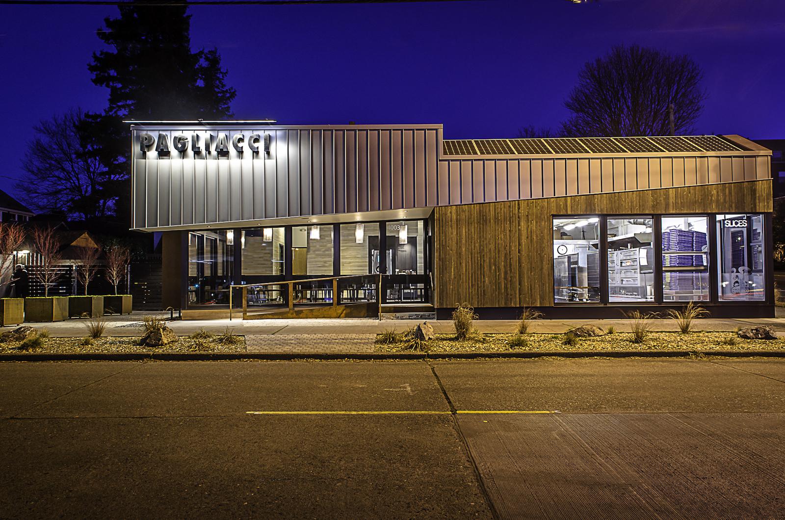 Pagliacci Pizza, Bellevue