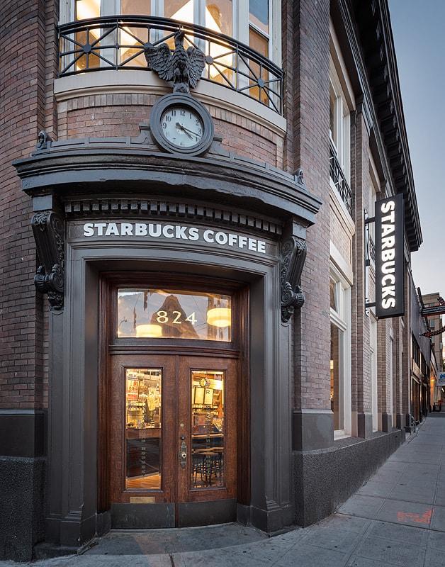 Starbucks - Pike & Broadway   Wilcox Construction