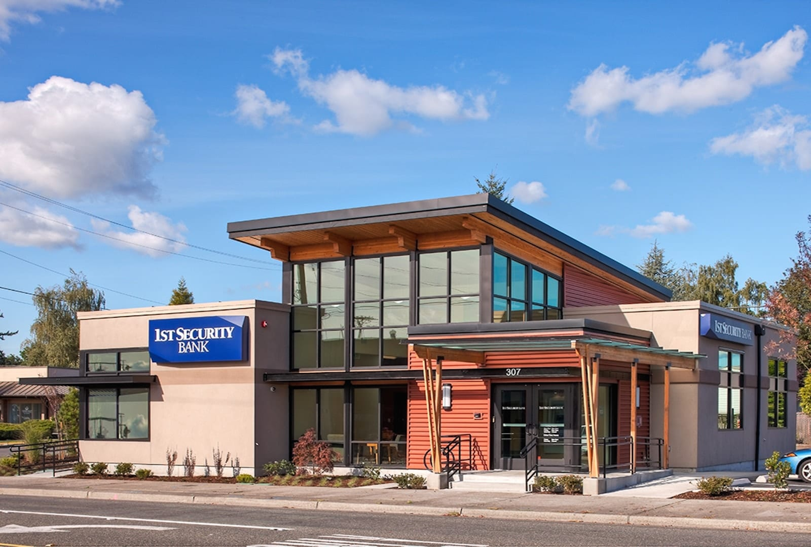 1st security bank puyallup