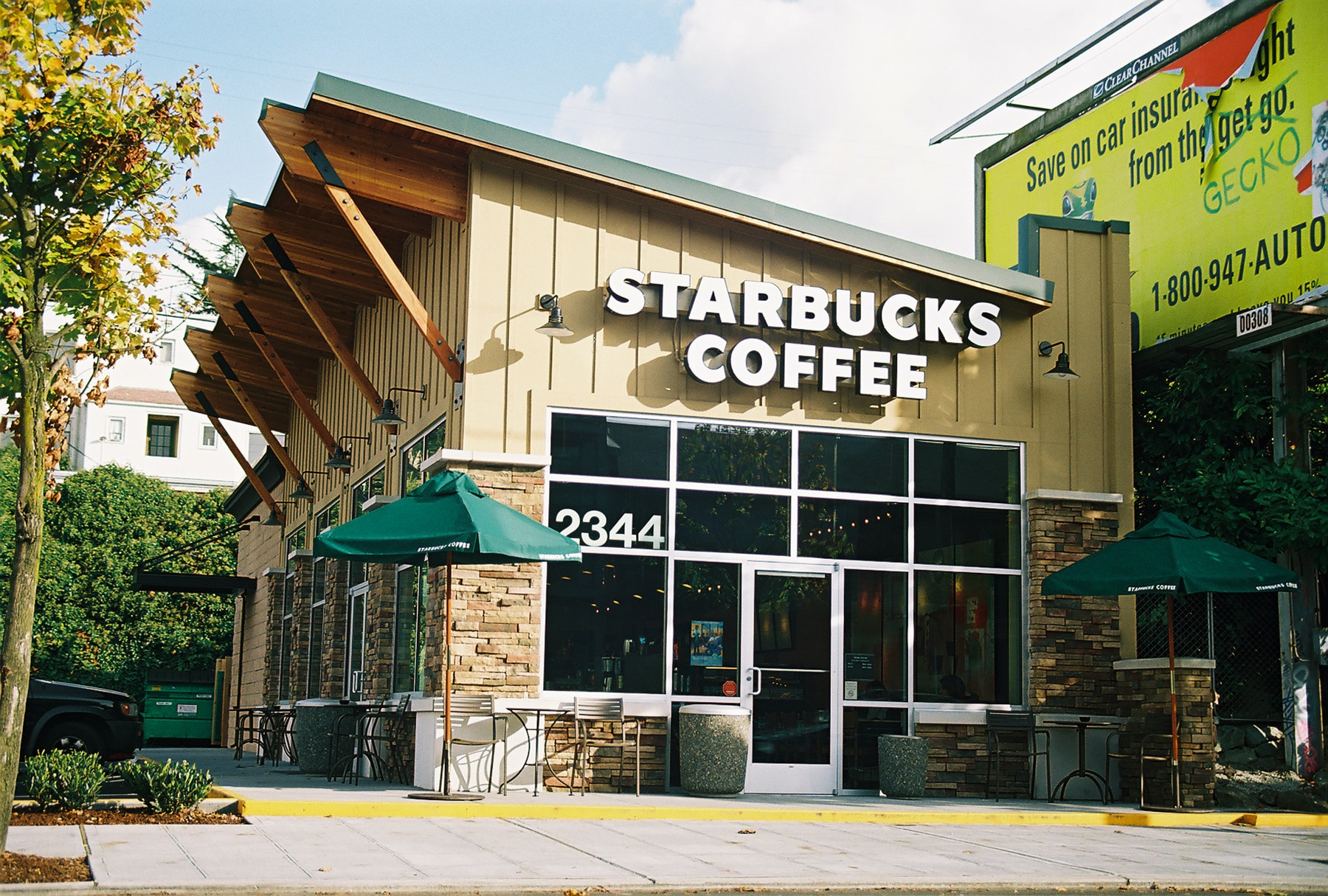Starbucks - Multiple Locations   Wilcox Construction